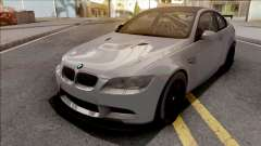 BMW M3 GTS 2010 Grey for GTA San Andreas