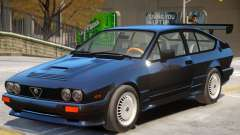1986 Alfa Romeo GTV6 for GTA 4