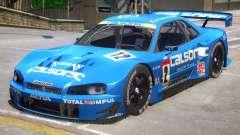 Nissan Skyline GTC PJ2 for GTA 4
