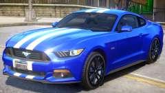 Ford Mustang GT V1.2 for GTA 4