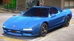 1992 Honda NSX-R for GTA 4