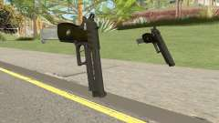 Hawk And Little Pistol GTA V (Green) V2 for GTA San Andreas