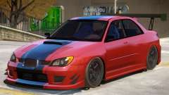 Subaru Impreza Custom for GTA 4