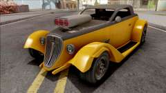 GTA V Vapid Hotknife Yellow for GTA San Andreas