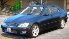 Lexus IS300 V1 for GTA 4
