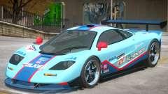 McLaren F1 V2 PJ5 for GTA 4