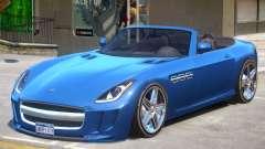 Benefactor Surano V1 for GTA 4