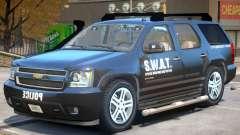 Chevrolet Tahoe V2 SWAT for GTA 4