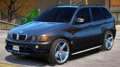 BMW X5 R3 for GTA 4