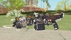 Assault Rifle V2 (Gears Of War 4) for GTA San Andreas