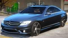 Mercedes Benz CL65 V1 for GTA 4