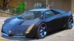 Cadillac Cien V1