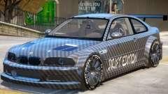 BMW M3 GTR Drift PJ1