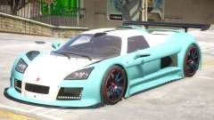 Gumpert Apollo PJ2 for GTA 4