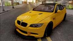 BMW M3 E92 GTS 2010 for GTA San Andreas
