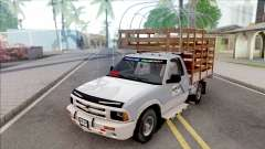 Chevrolet S10 Con Estacas for GTA San Andreas
