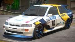 Ford Escort RS PJ4 for GTA 4