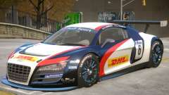 Audi R8 GT-S V1 PJ6 for GTA 4