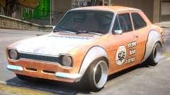 Ford Escort Rust Rod for GTA 4