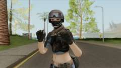 Character From Point Blank V5 for GTA San Andreas
