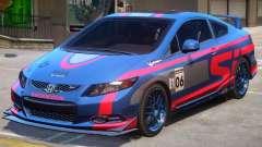 Honda Civic PJ1 for GTA 4