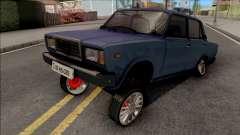 2107 Hiko026 Style for GTA San Andreas