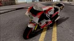 Yamaha TZR250 3XV SP for GTA San Andreas