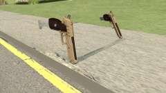 Hawk And Little Pistol GTA V (Army) V2 for GTA San Andreas