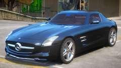 Mercedes Benz SLS AMG V2 for GTA 4
