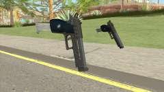 Hawk And Little Pistol GTA V (LSPD) V2 for GTA San Andreas