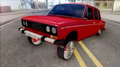 VAZ 2106 Bakili233 for GTA San Andreas