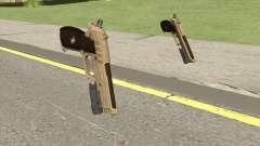 Hawk And Little Pistol GTA V (Army) V4 for GTA San Andreas