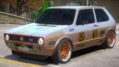 Volkswagen Golf GTI PJ for GTA 4