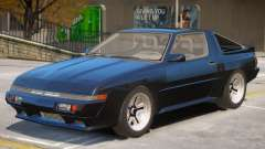 1986 Mitsubishi Starion V1 for GTA 4