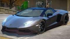 Lamborghini Aventador Anniversary Roadster for GTA 4