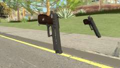 Hawk And Little Pistol GTA V Black (New Gen) V1 for GTA San Andreas