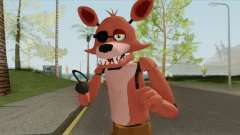 Unwhitered Foxy for GTA San Andreas