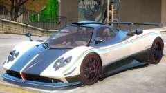 Pagani Zonda Cinque for GTA 4