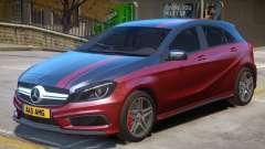 Mersedes Benz A45 V1 PJ8 for GTA 4