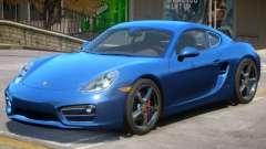 Porsche Cayman V1 for GTA 4