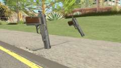 Browning HP (Day Of Infamy) for GTA San Andreas