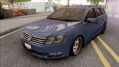 Volkswagen Passat B7 Alltrack for GTA San Andreas