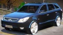 Hyundai IX55 V1 for GTA 4