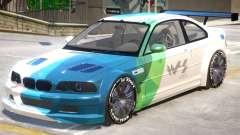 BMW M3 GTR PJ2 for GTA 4