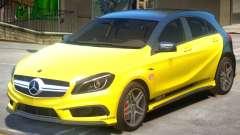 Mersedes Benz A45 PJ1 for GTA 4
