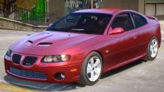 Pontiac GTO V2 for GTA 4