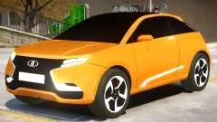 Lada XRay V1 for GTA 4