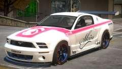 Ford Mustang GTR V1 J4 for GTA 4