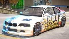 BMW M3 GTR PJ5