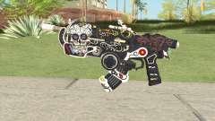 Assault Rifle V3 (Gears Of War 4) for GTA San Andreas